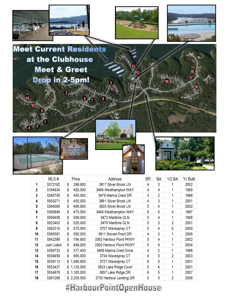Open House Flyer_Map Page